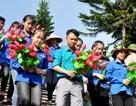 Hà Tĩnh: Dâng hơn 7.000 đóa sen lên phần mộ liệt sỹ