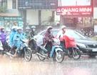 Chiều tối nay Hà Nội mưa giông, đề phòng gió giật mạnh
