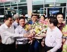Nghệ An chào đón nam sinh giành huy chương Bạc Olympic Toán Quốc tế