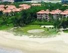 Khu nghỉ dưỡng ở Đà Nẵng xây bãi đáp trực thăng trên bãi cát công cộng