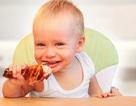 Lợi ích không ngờ đến từ thịt gà dành cho trẻ
