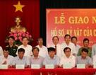 Phú Yên: Giao nhận 472 hồ sơ, kỷ vật của cán bộ đi B