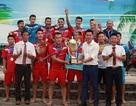 Nghi án xin điểm ở Giải bóng đá bãi biển Quốc gia