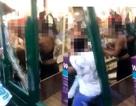 Sốc cảnh 2 thiếu nữ đấm túi bụi nhân viên bán hàng vì bị phát hiện trộm cắp