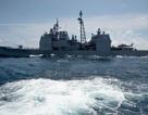 Mỹ tiếp tục đưa tàu chiến qua eo biển Đài Loan