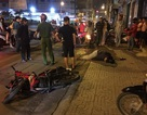 Bắt nhanh 2 đối tượng đâm người, cướp tài sản giữa Sài Gòn