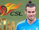 Gareth Bale đồng ý tới Trung Quốc với mức lương siêu khủng