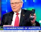 Thuộc nhóm giàu nhất thế giới, nhưng Warren Buffett chỉ dùng chiếc điện thoại cổ giá 20 đô la