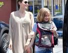 Angelina Jolie xinh đẹp dạo phố cùng con gái nhỏ