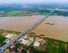 Toàn cảnh cầu 2.800 tỷ nối 2 tỉnh Hưng Yên và Hà Nam