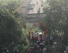 Người đi xe máy tử vong trên tuyến đường đang thi công không có biển cảnh báo