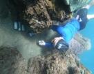 Người đàn ông leo rừng, lặn biển nhặt rác
