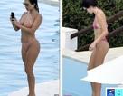 Kourtney Kardashian và em gái khoe dáng chuẩn trong kỳ nghỉ ở Ý