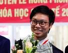 """""""Bí mật"""" của chàng trai Vàng đầu tiên đạt điểm tuyệt đối Olympic Hóa học quốc tế"""