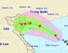 Áp thấp nhiệt đới trên Biển Đông đã mạnh thành bão