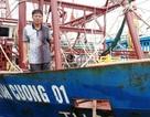 10 thuyền viên trở về sau 9 ngày mất liên lạc trên biển
