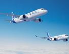 Máy bay Airbus hiện đại bay trình diễn từ Hà Nội đến Quảng Ninh