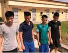 4 đối tượng truy đuổi cướp xe  máy của 2 thanh niên đi đường
