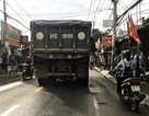 """Con đường """"đau khổ"""" tại TP.HCM: Lãnh đạo huyện chỉ đạo xử lý xe quá tải!"""