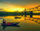 Sông Hồng nằm trong những tour du lịch đường sông tuyệt vời nhất thế giới