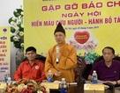 500 Tăng Ni Học viện Phật giáo cùng tham gia hiến máu, hiến tạng