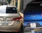 Phơi bụng trong bão, Porsche Macan S lộ biển số trùng Toyota Vios