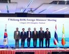 Phó Thủ tướng Phạm Bình Minh dự Hội nghị Mekong - Nhật Bản, Hàn Quốc