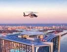 Vợ chồng David Beckham vừa mua căn hộ xa hoa trị giá 36 triệu bảng với sân bay trực thăng riêng