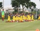 U22 Việt Nam luyện bài tủ chờ tranh HCV SEA Games