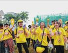 """Giới trẻ Việt nhuộm vàng mạng xã hội cùng thông điệp """"Ngày vàng lan toả niềm vui"""""""