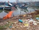 Âu thuyền lớn nhất Đà Nẵng ngập trong rác thải, mùi hôi