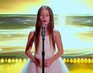Choáng ngợp trước giọng hát thánh thót cao vút của cô bé 10 tuổi