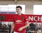 Cập bến MU, Harry Maguire lọt vào đội hình đắt giá nhất lịch sử bóng đá