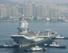 Tàu sân bay Trung Quốc chưa ra mắt lại gặp sự cố kỹ thuật