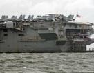 Đô đốc Mỹ khẳng định duy trì sự hiện diện của tàu chiến tại Biển Đông
