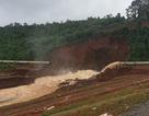 Nước ngập nhà máy thuỷ điện, nhiều công nhân may mắn thoát chết