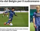 """Sint Truidense sắp mua """"Messi Hàn Quốc"""", Công Phượng gặp khó"""