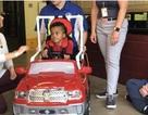 Sinh viên ngành STEM chế tạo xe điện miễn phí cho trẻ khuyết tật