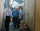 Đà Nẵng: Phó Chủ tịch đích thân đi kiểm tra tình hình dịch bệnh sốt xuất huyết