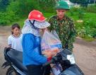 Bộ đội ra quân dọn cống rãnh, khơi thông dòng chảy ở Phú Quốc