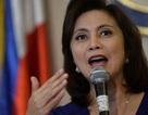 Phó Tổng thống Philippines kêu gọi ông Tổng thống Duterte cứng rắn hơn với Trung Quốc