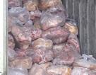 Phát hiện hơn 40 tấn thịt lợn, gà không rõ nguồn gốc tại cơ sở làm giò chả