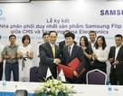 Bắt tay CMS, Samsung muốn chiếm lĩnh thị trường bảng tương tác tại Việt Nam