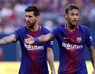 """Messi """"chỉ đạo"""" Neymar từ chối Real Madrid"""