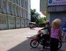 Nam thanh niên rơi từ tầng 9 ký túc xá Đại học Mỏ Hà Nội xuống đất