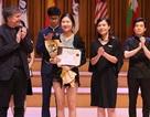 """ABBANK trao tặng 6 giải thưởng cho các thí sinh của """"Cuộc thi âm nhạc quốc tế cho violin và hòa tấu thính phòng Việt Nam"""""""