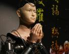 """Đền thờ 400 tuổi Nhật Bản gây """"sốt"""" vì dùng nhà sư robot giá 1 triệu USD"""
