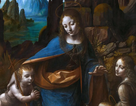 Leonardo da Vinci đổi ý giữa chừng khi thực hiện siêu phẩm hội họa