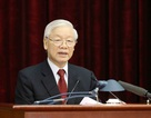 Tổng Bí thư Nguyễn Phú Trọng gửi điện mừng Quốc khánh Triều Tiên