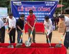 Báo Dân trí vượt hàng trăm cây số xây phòng học tặng các em học sinh dân tộc Dao